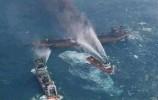 东海油轮起火海鱼不能吃了? 专家:不必过度恐慌
