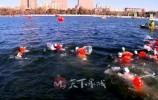 这21个国家的歪果仁~~在济南大明湖里游嗨了