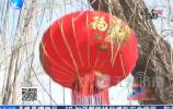 大红灯笼高高挂  喜庆文明迎新春