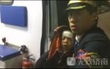 列车上儿童发病全身抽搐 济南医生出手相助最终脱险