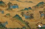 央视春晚上的国宝《丝路山水地图 》高清大图来了!超震撼!