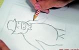 """【视频】暖心!6岁萌娃给妈妈用""""暗语""""画图写信,暖哭网友~"""