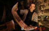 土窑里的柳编人