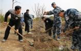 造绿济南 志愿奉献 他们是济南春天最靓丽的一抹绿色!