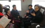 记住鲁全国政协委员抵京:一辆开往春天里的高铁
