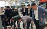 扶不扶? 济南74岁大学老师站台摔倒受伤 结果……