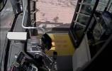 济南公交车司机停车做了这件事 随后赶来的城管感谢不已