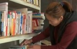 乐虎国际手机版农村妈妈为留守儿童建爱心书屋 借阅一个月从未丢过书