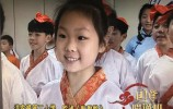 水果小主播小香蕉和国学唱诵班的小学员一起陪你过周末!