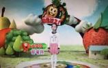 快来给水果小主播小草莓点赞吧!说不定还能来参观电视台哦!