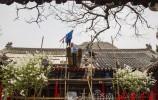 """遵循古法修旧如旧 """"济南巨观""""华阳宫修复古色古香"""