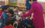 带给孩子更多知识 槐荫区实验幼儿园家长进课堂