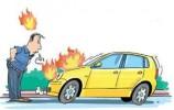 """济南一私家车""""着火""""求救公交司机 老司机一眼发现问题"""