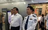 王忠林到市中区调研督导社会稳定工作