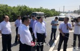 王忠林调研长清黄河公路大桥通车准备和轨道交通建设工作