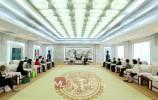 孙述涛会见参加2018山东(济南)国际旅交会的参展境外嘉宾?