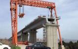 山东最长跨海铁路桥将合龙 青连铁路年底通车 青沪四小时可达