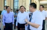 王忠林调研铁路沿线环境提升工作
