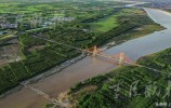 《航拍济南》黄河入城 济南要进入大河时代