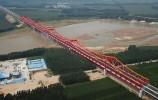 长清黄河大桥今天下午免费试通车!济德聊融入1小时经济圈
