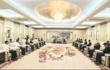 王忠林会见出席济南章丘新旧动能转换创新平台签约仪式的专家
