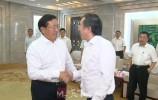 视频 | 王忠林会见中国电力建设集团党委书记、董事长晏志勇一行