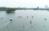 大明湖:龙舟竞渡 奋勇争先
