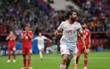 世界杯:迭戈科斯塔打入幸运进球!西班牙1-0艰难战胜伊朗