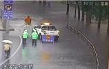 最新雨情:长清大暴雨 济阳积水 济南市区多处实施道路管制