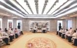 视频丨孙述涛会见中国铁建股份有限公司董事长孟凤朝一行