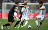 世界杯:阿根廷0-3不敌克罗地亚 晋级希望渺茫