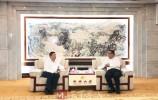 视频 | 孙述涛会见中国保利集团有限公司董事长徐念沙一行