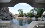古城 | 王府池子的水流经我家后院