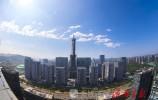 """提升城市品质没有终点  从乐虎国际手机版天际线攀升新高度   看乐虎国际手机版速度打造""""向往之城"""""""