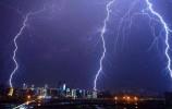 乐虎国际手机版最新天气预报:高温黄色预警解除 中到大雨雷电大风