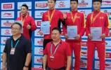 第24届山东省运会 乐虎国际手机版健儿勇夺自由式摔跤3金2银