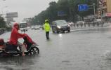 济南交警启动防汛应急处置工作预案迎战台风
