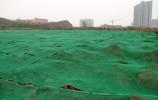啄木鸟在行动:历下区一工地覆盖不全 施工未采取湿法作业