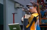 中国队第十金!赵若竹女子10米气步枪决赛夺冠