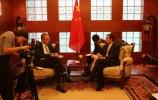 中国驻瑞典大使就警察粗暴对待中国游客事再次接受媒体专访