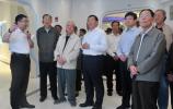 省级老领导一行到济南国际创新设计产业园调研