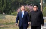 朝韩首脑第三次会晤 文在寅乘专机抵达平壤