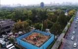 明湖钟楼将重建 济南市区最古老的建筑之一将恢复始建时的原貌