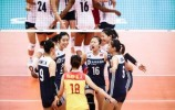 女排世锦赛 :中国女排3:2再次战胜美国队!