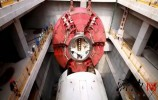 济南黄河隧道工程超大直径管片开始生产