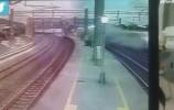 台铁出轨事故原因初判为转弯超速 司机被提请羁押