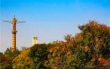 寻找济南美丽秋色:城市大花园 层林皆已染 泉城公园美爆了
