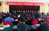市总工会十七届一次全委会召开 雷天太当选市总工会主席