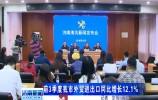 前3季度济南市外贸进出口同比增长12.1%?