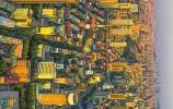 橫屏|濟南城空中是啥樣,無人機邀您飛躍濟南老城區
